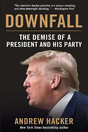 Andrew Hacker Downfall Boek over Donald Trump Recensie