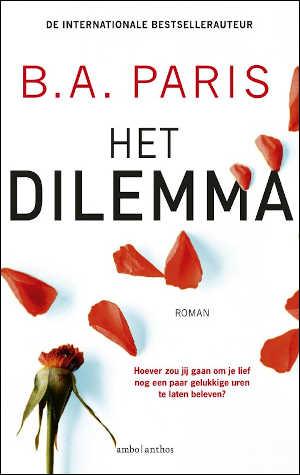 B.A. Paris Het dilemma Recensie