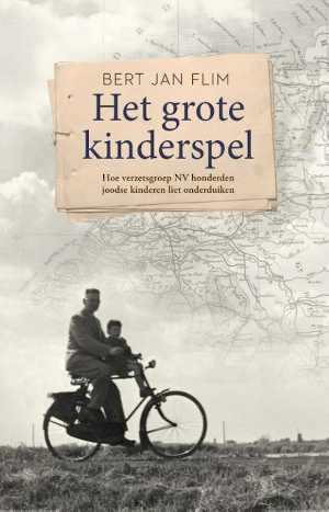 Bert Jan Flim Het grote kinderspel Recensie