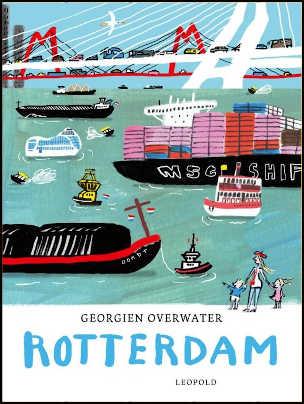 Georgien Overwater Rotterdam Prentenboek Recensie