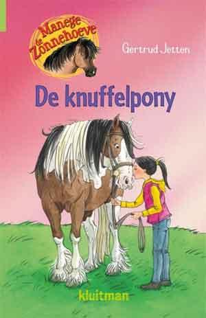 Gertrud Jetten De knuffel pony Recensie Manege de Zonnehoeve Boek