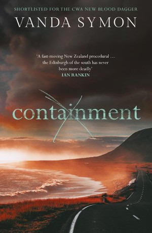 Vanda Symon Containment Recensie