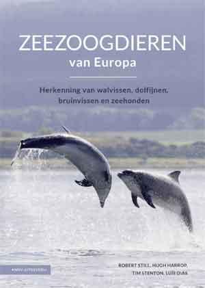Zeezoogdieren van Europa Boek Recensie Zoogdierengids