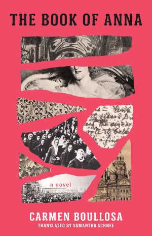 Carmen Boullosa The Book of Anna Recensie