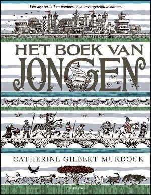 Catherine Gilbert Murdock Het boek van jongen Recensie
