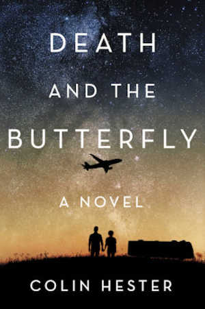 Colin Hester Death and the Butterfly Recensie