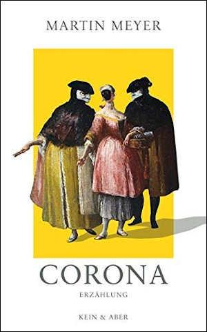 Martin Meyer Corona Recensie Corona Roman