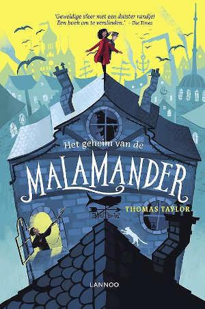 Thomas Taylor Het geheim van Malamander Recensie