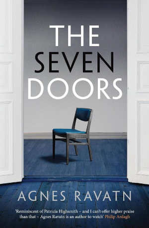 Agnes Ravatn The Seven Doors Noorse Thriller