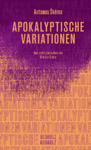 Antanas Škėma Apokalyptische Variationen Verhalen uit Litouwen