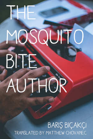 Barı Bıçakçı The Mosquito Bite Author Turkse Roman