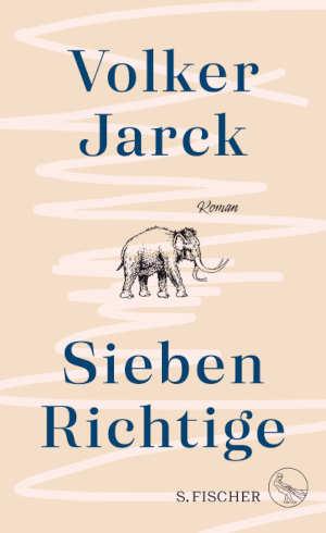Volker Jarck Sieben Richtige Recensie