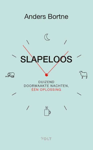 Anders Bortne Slapeloos Recensie Boek over slapeloosheid