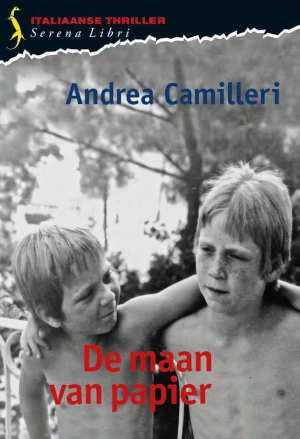 Andrea Camilleri De maan van papier Recensie