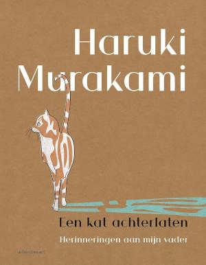 Haruki Murakami Een kat achterlaten Recensie