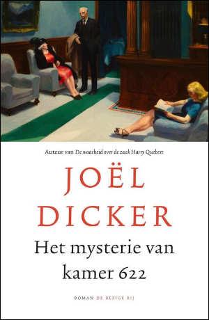 Joël Dicker Het mysterie van kamer 622 Recensie