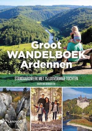 Julien van Remoortere Groot wandelboek Ardennen wandelgids