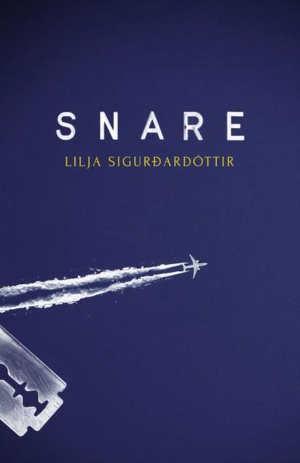 Lilja Sigurðardóttir Snare IJsland thriller