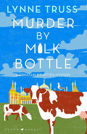 Lynne Truss Murder by Milk Bottle Recensie