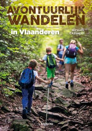 Michaël Cassaert Avontuurlijk wandelen in Vlaanderen wandelgids