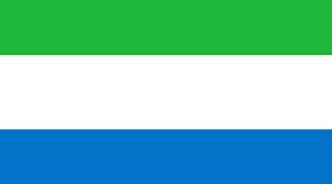 Sierra Leone schrijvers schrijfsters romans reisverhalen en andere boeken
