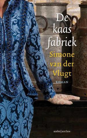 Simone van der Vlugt De kaasfabriek Recensie