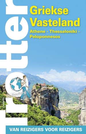 Trotter Reisgids Griekse vasteland recensie en informatie
