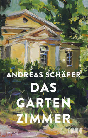 Andreas Schäfer Das Gartenzimmer Recensie Berlijn roman
