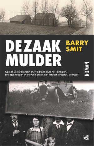 Barry Smit De zaak Mulder Recensie