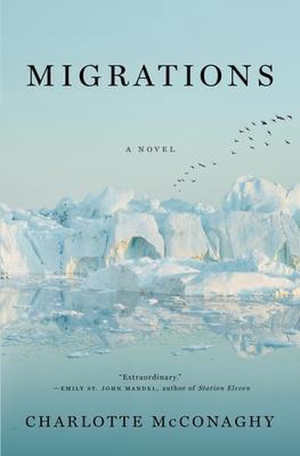 Charlotte McConaghy Migrations Groenland roman