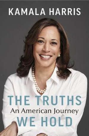 Kamala Harris The Truths We Hold Boek Kamala Harris
