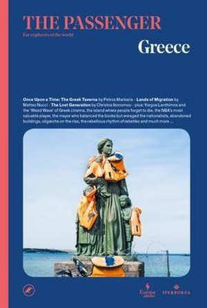 The Passenger Greece Verhalen over Griekenland
