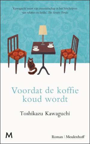 Toshikazu Kawaguchi Voordat de koffie koud wordt Recensie