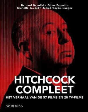 Hitchcock Compleet Recensie Boek over de films van Alfred Hitchcock