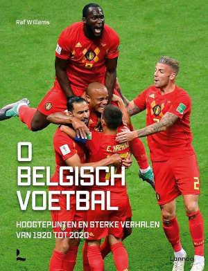 Raf Willems O Belgisch voetbal Recensie