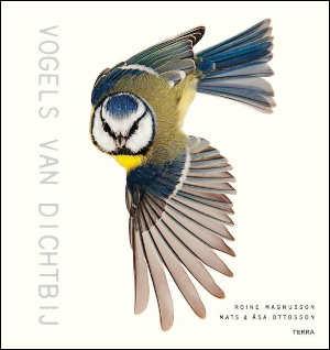 Vogels van dichtbij Roine Magnusson Recensie vogelboek