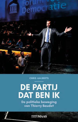 Chris Aalberts De partij dat ben ik Boek over Thierry Baudet