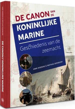 De canon van de Koninklijke Marine Boek Recensie