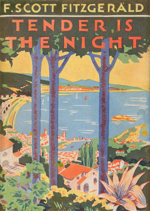 F. Scott Fitzgerald Tender Is the Night Roman uit 1934
