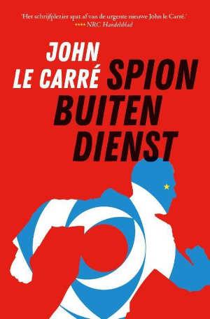 John le Carré Spion buiten dienst Recensie Brexit thriller