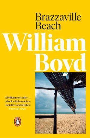 William Boyd Brazzaville Beach Roman uit 1990