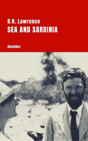 D.H. Lawrence Sea and Sardinia reisverhalen boek uit 1921