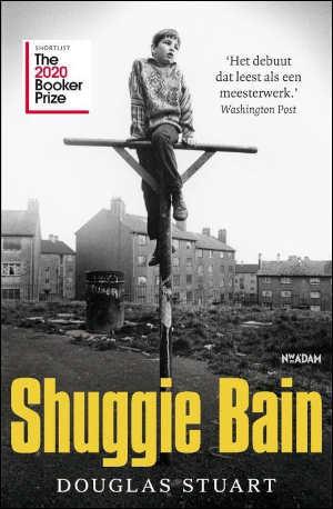 Douglas Stewart Shuggie Bain Winnaar Booker Prize 2020