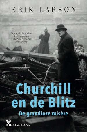 Erik Larson Churchill en de Blitz Recensie