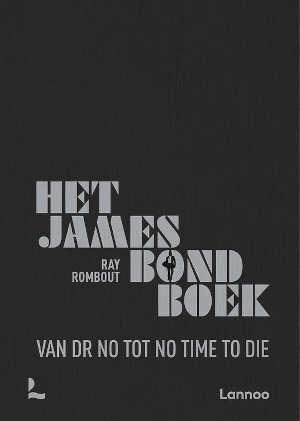 Ray Rombout Het James Bond Boek Recensie