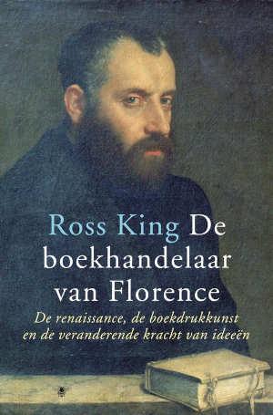 Ross King De boekhandelaar van Florence Recensie