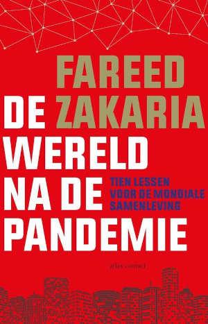 Fareed Zakaria De wereld na de pandemie Recensie