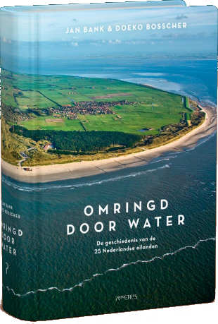 Jan Bank Doeko Bosscher Omringd door water Recensie