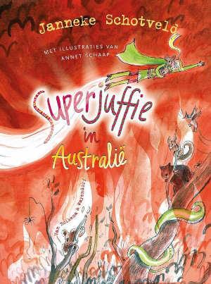 Janneke Schotveld Superjuffie in Australië Recensie Superjuffie 9