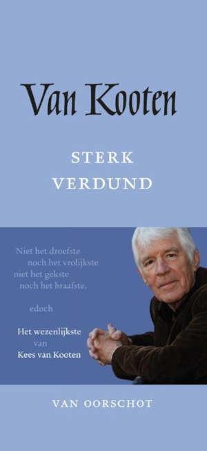 Kees van Kooten Sterk verdund Van Oorschot Gedundrukt boeken